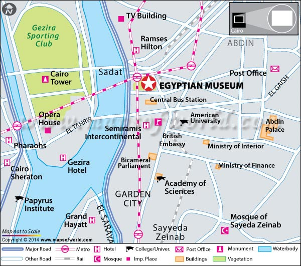 Ancient Egyptian History The Egyptian Museum Arab Academy