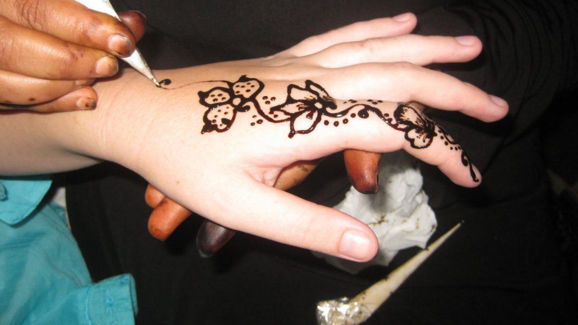 My Cousin's Henna Night