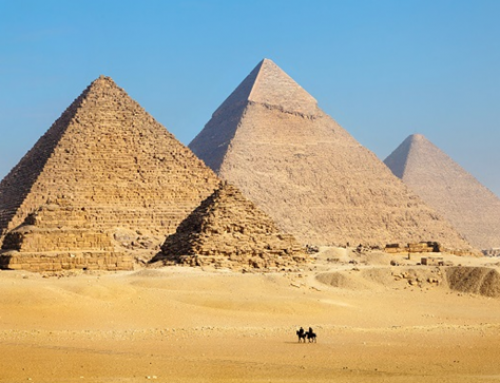 Attractions in Cairo, Egypt