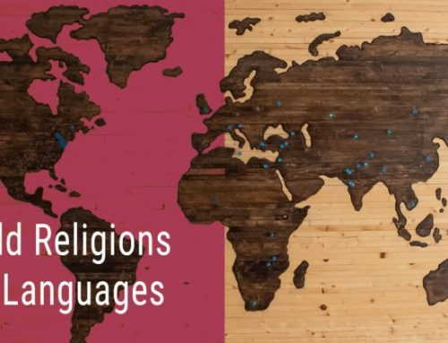 WORLD RELIGIONS AND LANGUAGES